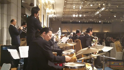 wedding at hotel okura